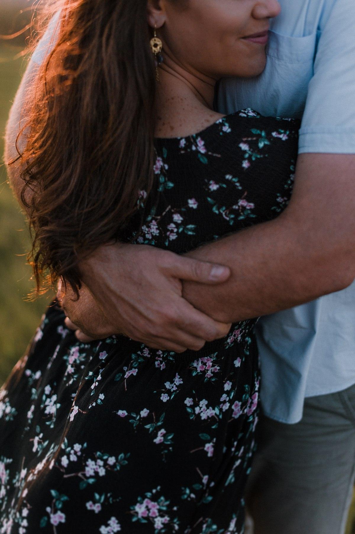 Kate and Simon // Engagement Couple // Kim Tracey Photography