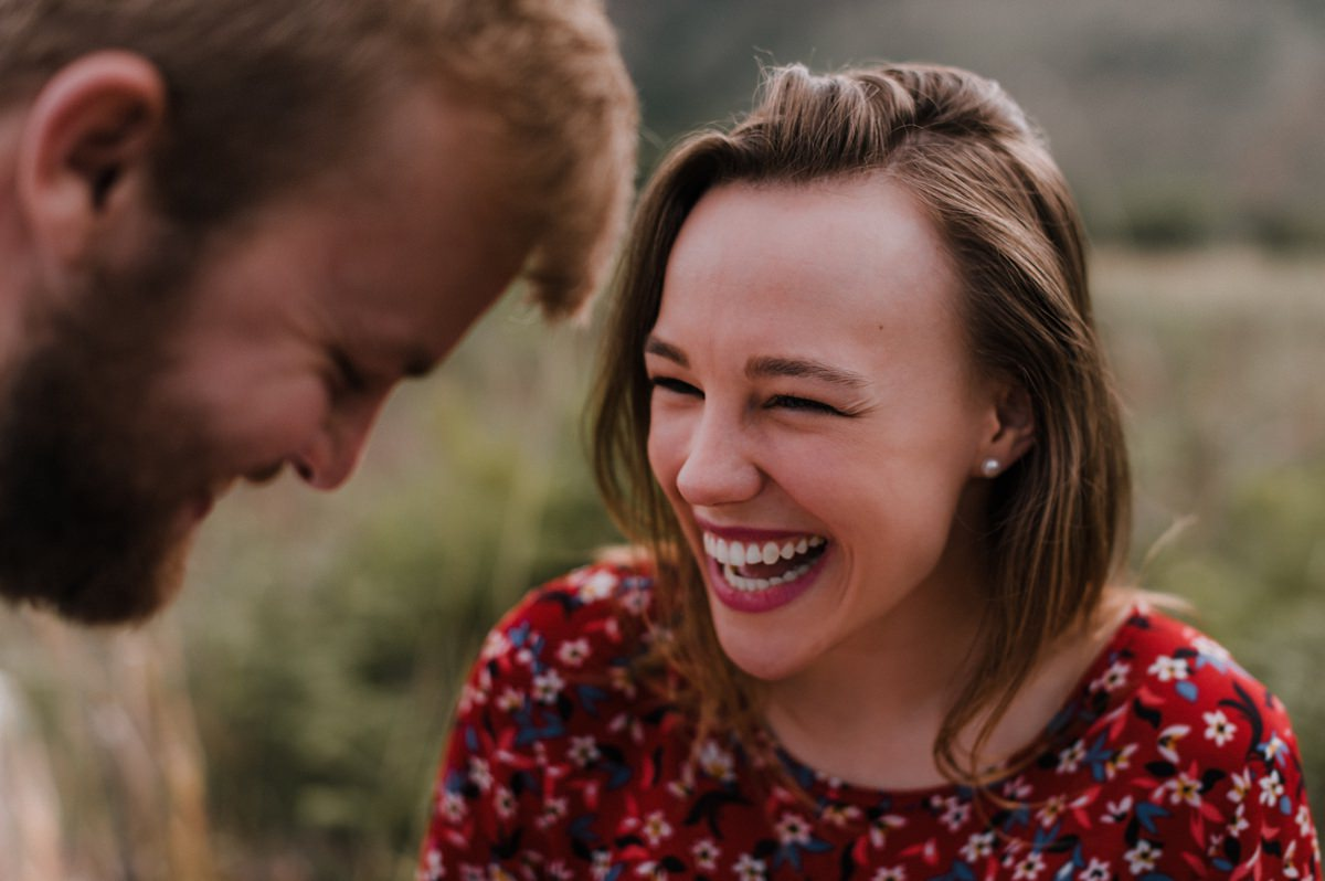 Holly and Joshua // Engaged // Kim Tracey Photography