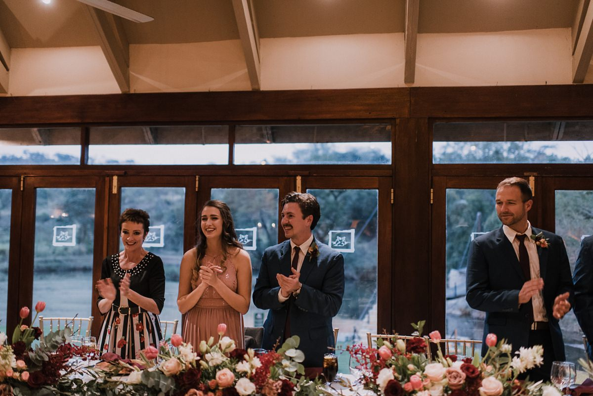 Texas and South Africa Elope // Kim Tracey Photography
