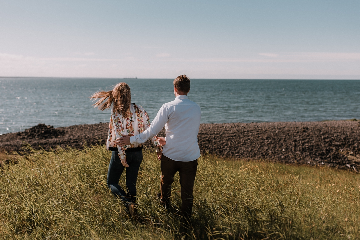 Iceland Couples // Kim Tracey Photography