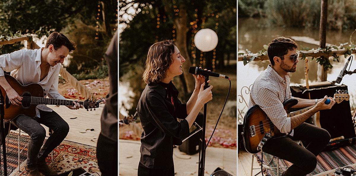 Boho Wedding Kim Tracey Photography