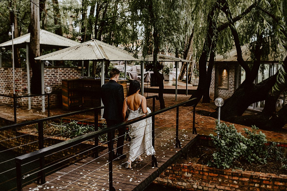 Pont De Val Wedding