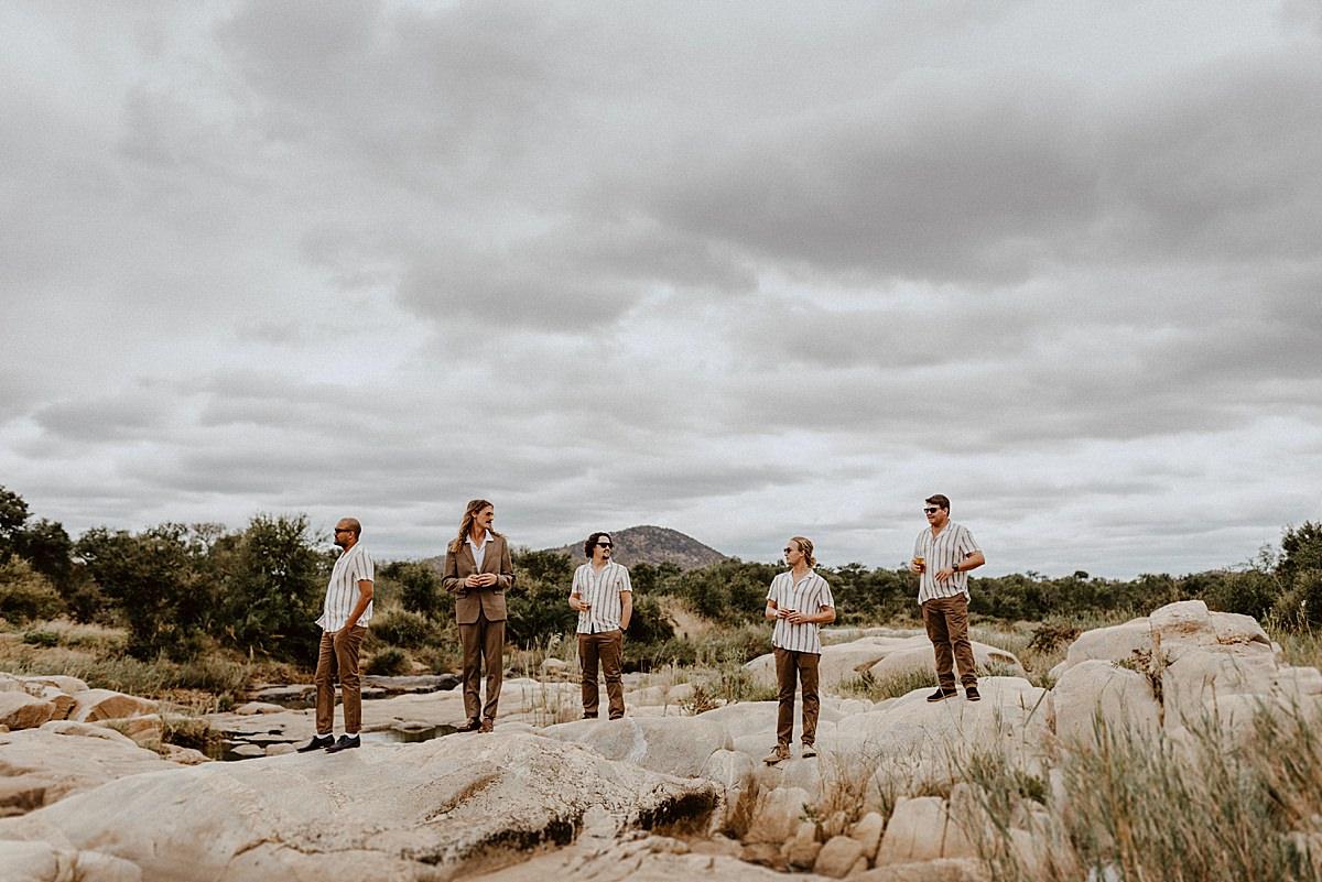 Safari Wedding South Africa
